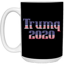 Load image into Gallery viewer, Black Trumq 2020 Ceramic Mug