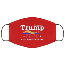 Load image into Gallery viewer, Trump 2020 KAG Face Mask