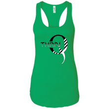 Load image into Gallery viewer, Green Qanon/Q ThanQ Tank Top