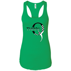 Green Qanon/Q ThanQ Tank Top