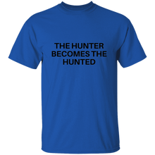 Load image into Gallery viewer, The Hunter Becomes The Hunted Men's T-Shirt