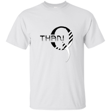 Load image into Gallery viewer, White Qanon/Q ThanQ T-shirt