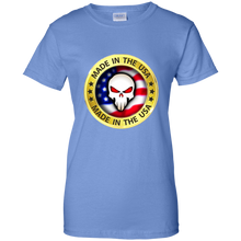 Load image into Gallery viewer, Blue Joe M Qanon Logo T-shirt