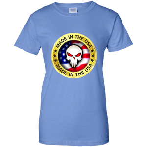 Blue Joe M Qanon Logo T-shirt