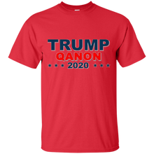 Load image into Gallery viewer, Red Qanon Trump Qanon 2020 T-shirt