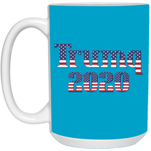 Load image into Gallery viewer, Blue Trumq 2020 Ceramic Mug