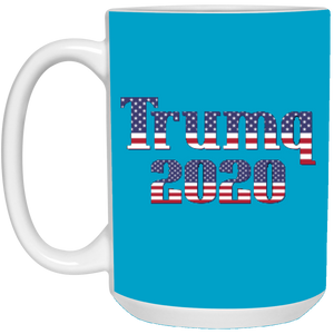 Blue Trumq 2020 Ceramic Mug