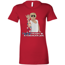 Load image into Gallery viewer, Trump 'Merica Women's T-Shirt