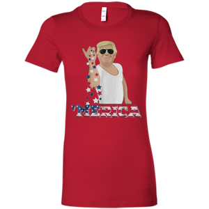 Trump 'Merica Women's T-Shirt