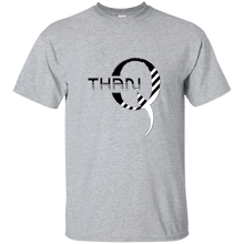 Load image into Gallery viewer, Grey Qanon/Q ThanQ T-shirt
