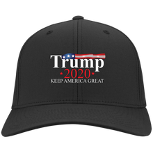 Load image into Gallery viewer, Black Trump 2020 Keep America Great Hat