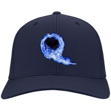 Load image into Gallery viewer, Navy Blue Qanon/Q Hat