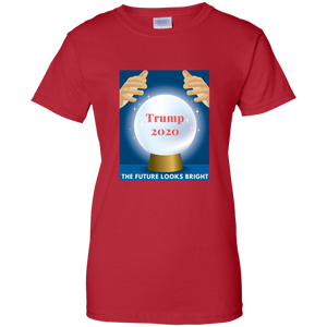 Red Trump 2020 The Future Looks Bright T-shirt