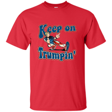 Load image into Gallery viewer, Red Trump Keep On Trumpin Kids T-shirt
