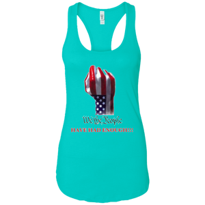 Blue We The People Women's Tank Top