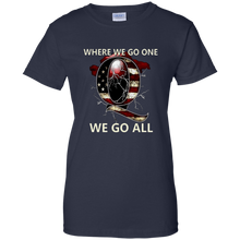 Load image into Gallery viewer, Dark Heather Q WWG1WGA Q/Qanon T-shirt