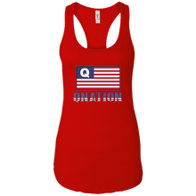 Load image into Gallery viewer, Red Qnation Q/Qanon Tank Top