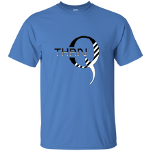 Load image into Gallery viewer, Blue Qanon/Q ThanQ T-shirt