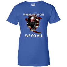 Load image into Gallery viewer, Blue Q WWG1WGA Q/Qanon T-shirt