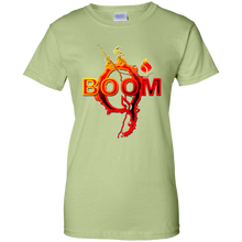 Load image into Gallery viewer, Pistachio Qanon Q Boom T-shirt