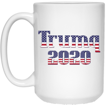 Load image into Gallery viewer, White Trumq 2020 Ceramic Mug