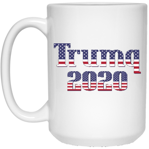 White Trumq 2020 Ceramic Mug