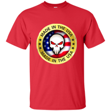 Load image into Gallery viewer, Red Joe M Qanon Logo T-shirt