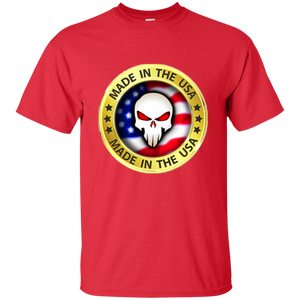 Red Joe M Qanon Logo T-shirt