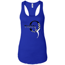 Load image into Gallery viewer, Royal Blue Qanon/Q ThanQ Tank Top