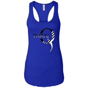 Royal Blue Qanon/Q ThanQ Tank Top