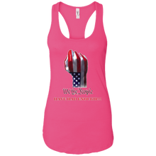 Load image into Gallery viewer, Pink We The People Women's Tank Top