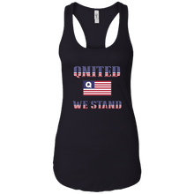 Load image into Gallery viewer, Black Qnited We Stand Q/Qanon Tank Top