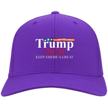 Load image into Gallery viewer, Purple Trump 2020 Keep America Great Hat