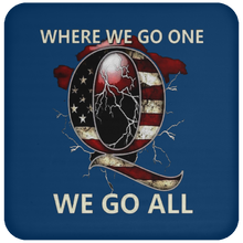 Load image into Gallery viewer, Royal WWG1WGA Q/Qanon Coaster