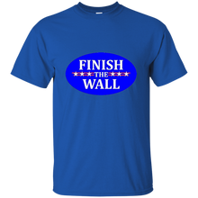 Load image into Gallery viewer, Trump Finish The Wall Men's T-Shirt