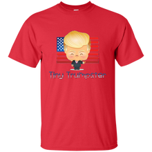 Load image into Gallery viewer, Red Trump Tiny Trumpster Kids T-shirt