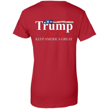Load image into Gallery viewer, Red Trump 2020 Keep America Great T-shirt