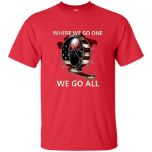 Load image into Gallery viewer, Red Q WWG1WGA Q/Qanon T-shirt