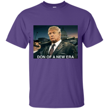 Load image into Gallery viewer, Purple Don Of A New Era Trump T-shirt