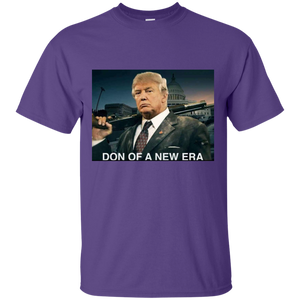 Purple Don Of A New Era Trump T-shirt