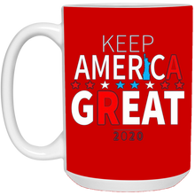 Load image into Gallery viewer, Red Trump - Keep America Great Mug