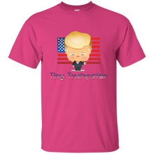 Load image into Gallery viewer, Pink Trump Tiny Trumpster Kids T-shirt