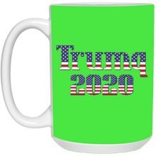 Load image into Gallery viewer, Green Trumq 2020 Ceramic Mug