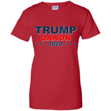Load image into Gallery viewer, Red Trump Qanon 2020 T-shirt