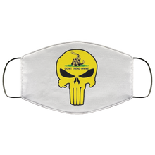 Load image into Gallery viewer, Don't Tread On Me Face Mask