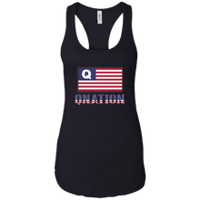 Load image into Gallery viewer, Black Qnation Q/Qanon Tank Top