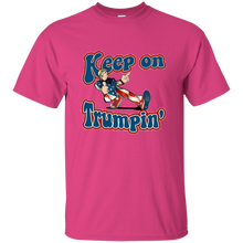 Load image into Gallery viewer, Pink Trump Keep On Trumpin Kids T-shirt