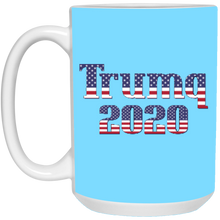Load image into Gallery viewer, Light Blue Trumq 2020 Ceramic Mug