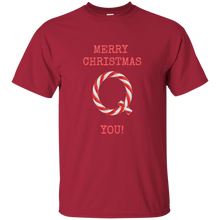Load image into Gallery viewer, Merry Christmas Q You Men's T-Shirt