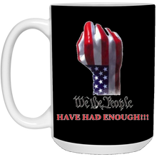 Load image into Gallery viewer, Black We The People Ceramic Mug